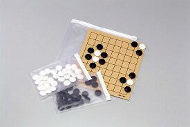 まずは9路盤の碁盤と碁石のセットから! 入門者にぴったりの9路盤セット(裏7路盤)