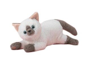 【トレンドマスター】なでなでねこちゃんDX3 シャムちゃんロボット 人形 ぬいぐるみ 癒し 猫 ネコ 子供 高齢者 お年寄り