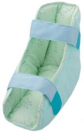 【大阪エンゼル】洗える通気タイプかかと用パッド(1個)グリーンクッション 床ずれ予防 保護 ケガ 肘 体圧分散 介護 お年寄り 高齢者
