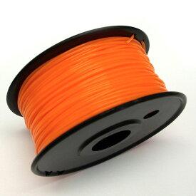 ニッポースマート3Dプリンタ 遊作くん用フィラメント 蛍光オレンジ