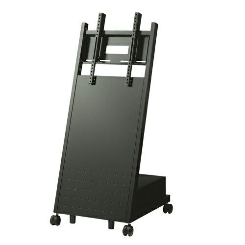 デジタルサイネージ ディスプレイスタンド XS-3247H 中型用〜49V型対応 ハヤミ工産|デジタル サイネージ ディスプレイ スタンド 店舗用 店舗用品|