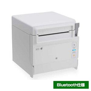 セイコーインスツル レシートプリンタ RP-F10-W4-PSIN Bluetooth仕様(電源込)ホワイト   SII 食品表示ラベルプリンター 業務用 ラベルプリンター シール ラベル ラベルプリンタ 食品 表示 sii バー