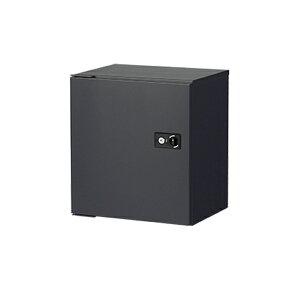 宅配ボックス 一戸建て用【車上渡し】SDS エス・ディ・エス TK32-CG-L 宅配キーパー セミラージタイプ チャコールグレー 左開き (梱包重量/箱数:15.5kg×1箱) | 宅配ボックス 大容量 宅配ボッ