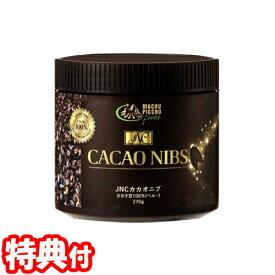JNC カカオニブ 270g カカオ豆100% CACAO NIBS ポリフェノール含有 スーパーフード 健康食品 送料無料