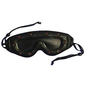 3特典【送料無料+お米+ポイント】 ネミール ゲルマ55 ピンホールアイマスク 5つの孔で眼筋体操 眼の体操 ピンホールマスク 視力トレーニング ネミールゲルマ55