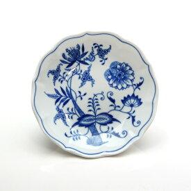 カールスバード ブルーオニオン (Carlsbad Blue Onion) 小皿 14cm CB018
