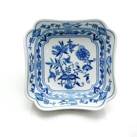 カールスバード ブルーオニオン (Carlsbad Blue Onion) スクエアボウル15cm CB460