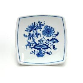 カールスバード ブルーオニオン (Carlsbad Blue Onion) 平皿 13cm
