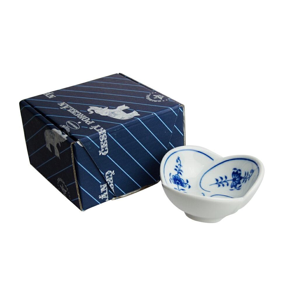 カールスバード ブルーオニオン (Carlsbad Blue Onion) みつばのミニボウル