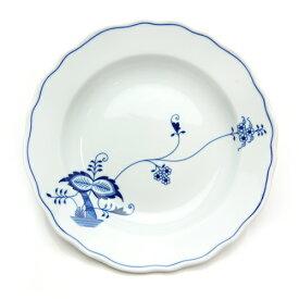 【少々の傷あり】カールスバード ブルーオニオン (Carlsbad Blue Onion) ECO スープ 24cm