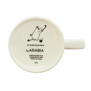 アラビア(ARABIA)ムーミンマグカップイブニングスイム2019サマー