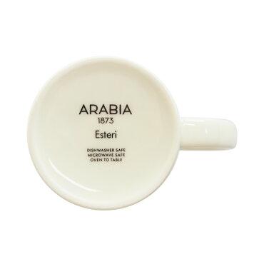アラビア(ARABIA)エステリピンクマグカップ300ml