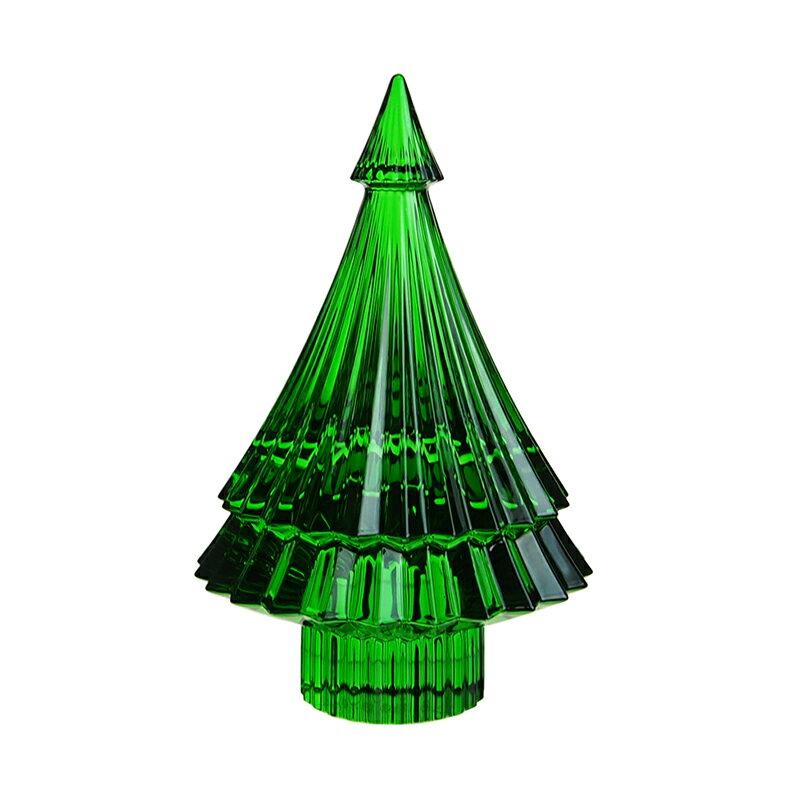 バカラ (Baccarat) ノエル ミルニュイ クリスマスツリー グリーン 2-810-271【あす楽対応】