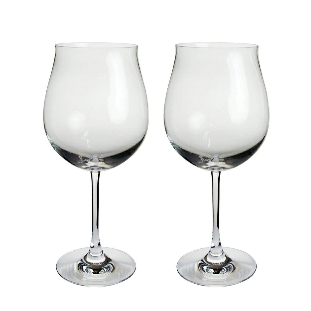 バカラ (Baccarat) デギュスタシオン ブルゴーニュ NEW ワイングラス ペア 610-925 [バカラ ペアグラス]