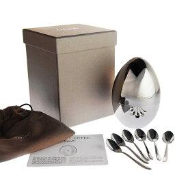 クリストフル (Christofle) ムード コーヒー 6ピース カトラリーセット 0065636