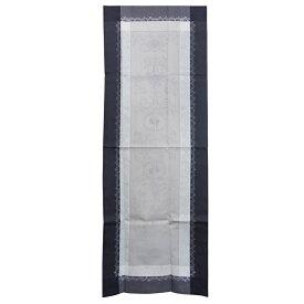 ガルニエ・ティエボー (Garnier-Thiebaut)バガデル フラネル テーブルランナー 52×147cm【ギフト包装不可商品】