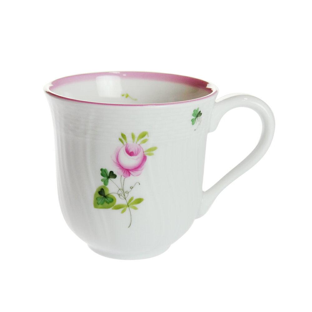 ヘレンド (HEREND) VRHX4 ウィーンのバラ ピンク マグカップ 1729 250ml【あす楽対応】