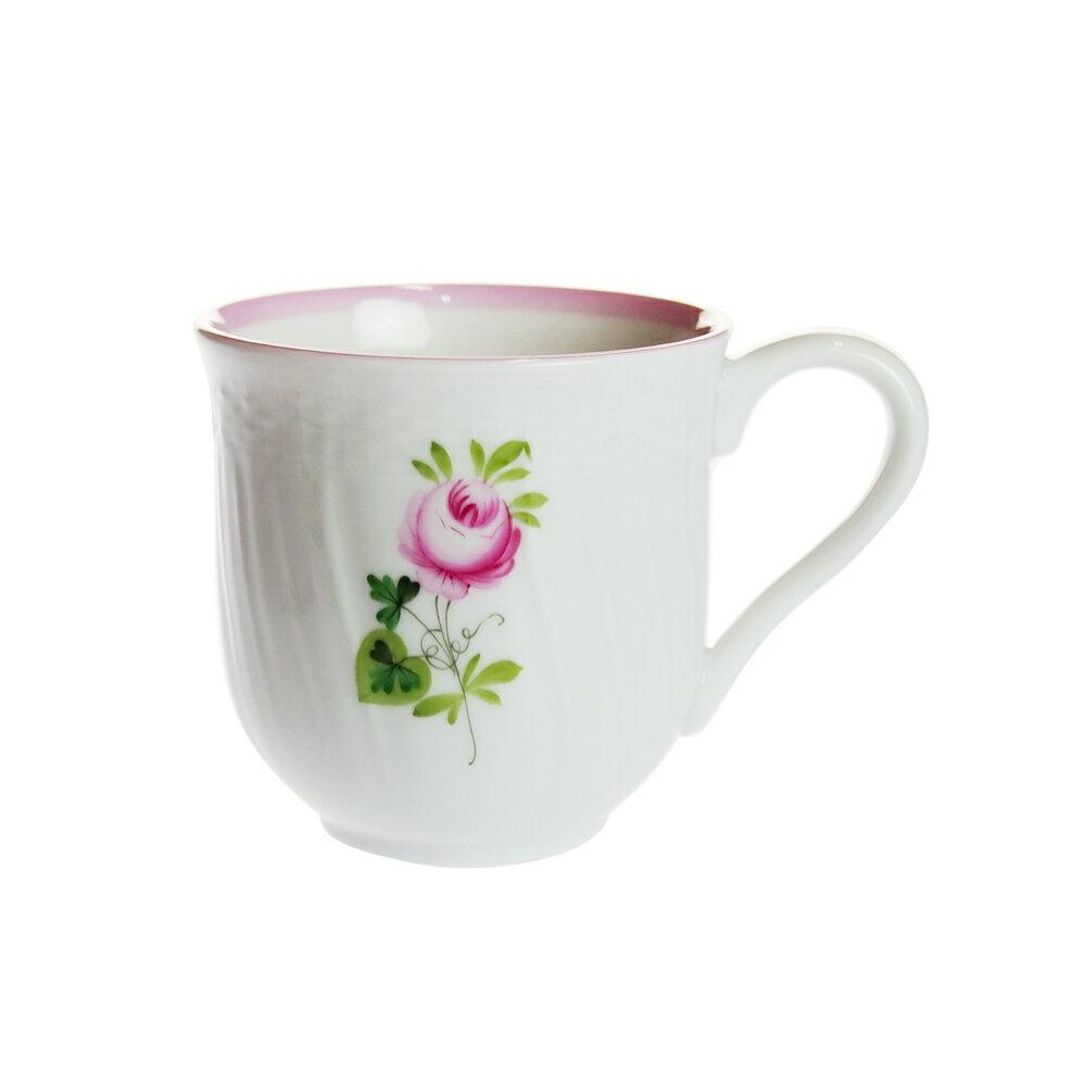 ヘレンド (HEREND) VRHX4 ウィーンのバラ ピンク マグカップ 1739 200ml【あす楽対応】