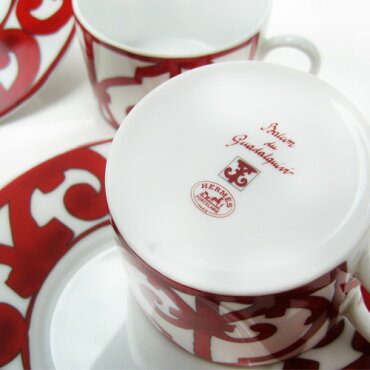 【送料無料】【エルメス新シリーズ】【ティーコーヒー兼用カップ】
