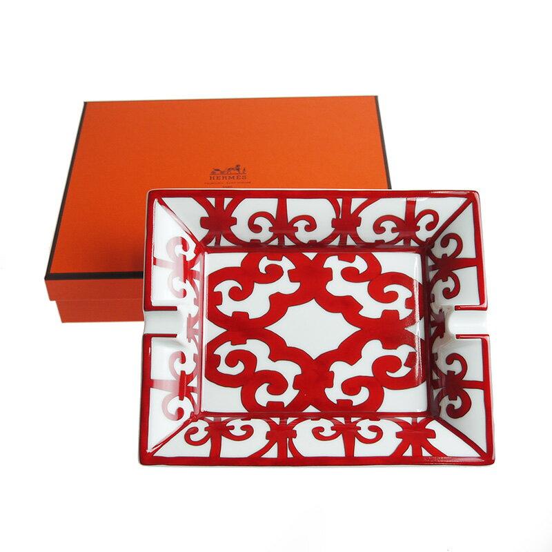エルメス (HERMES) ガダルキヴィール 11096P 長方形灰皿