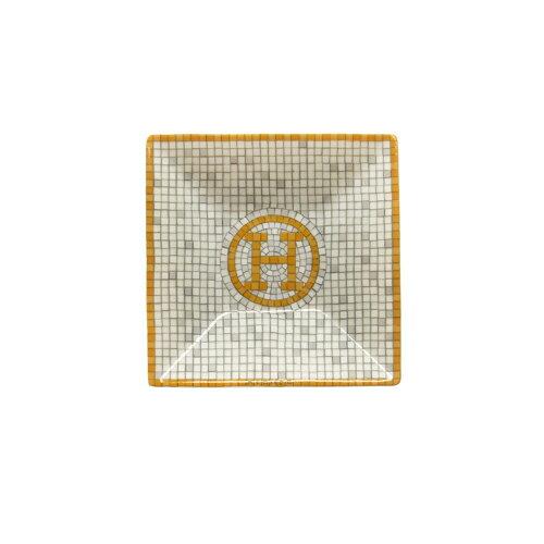 エルメス (HERMES) モザイク 24 スクエアプレート 7×7cm #1 026041P