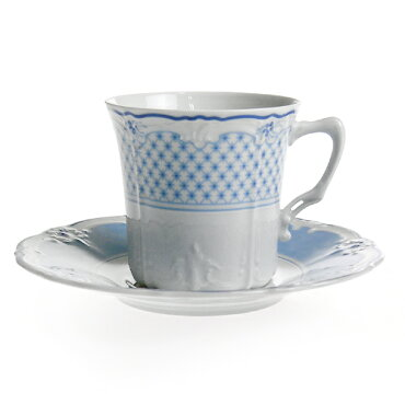 フッチェンロイター(HUTSCHENREUTHER)エステールコーヒーカップ&ソーサーL/S