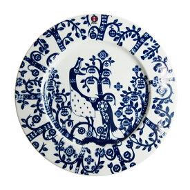 イッタラ (iittala) タイカ Taika プレート 22cm ミッドナイトブルー