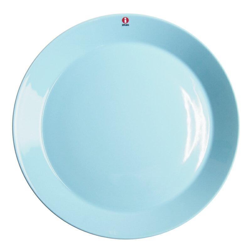 イッタラ (iittala) ティーマ ライトブルー プレート 26cm
