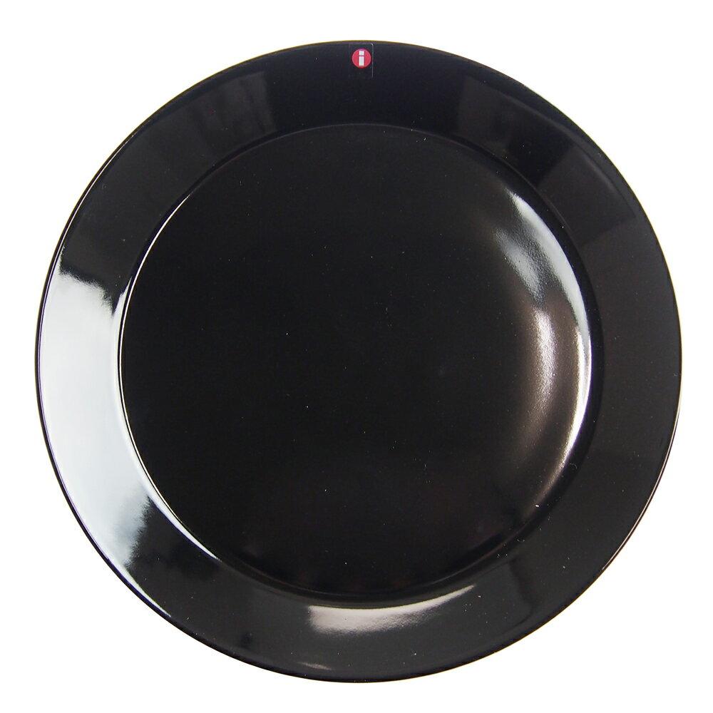 イッタラ (iittala) ティーマ プレート 26cm ブラック