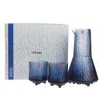 イッタラ(iittala)ウルティマツーレカラフェ&オールドファッション3ピースセットレイン