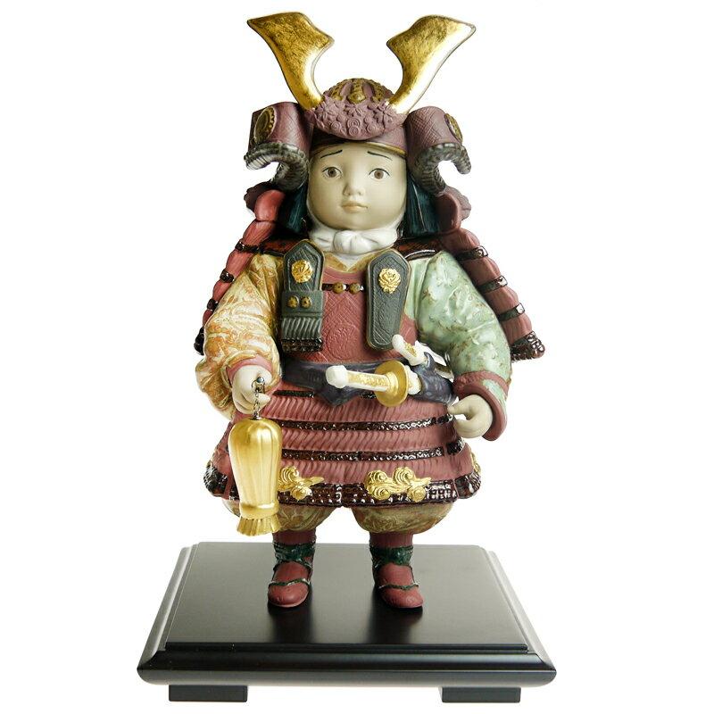 リヤドロ (LLADRO) 人形 若武者 60周年記念モデル 13045【※取り寄せ商品につき在庫確認が必要となります※】