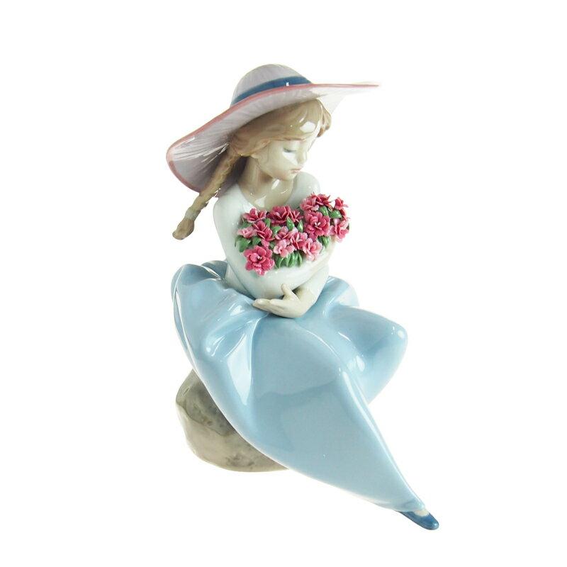 リヤドロ (LLADRO) 人形 カーネーションブーケ 7215
