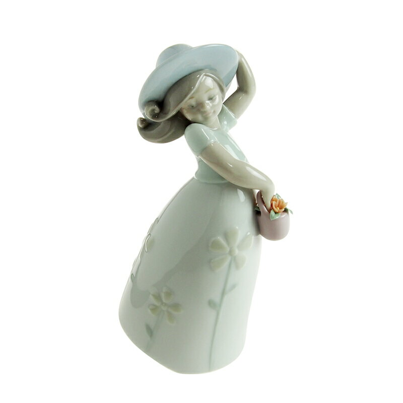 【在庫お問い合わせください】リヤドロ (LLADRO) 人形 リトルデイジー 8041