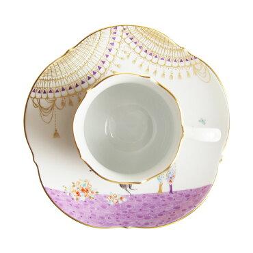 マイセン(Meissen)アラビアンナイトコーヒーカップ&ソーサーNo.11680710/23582-1