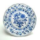 カールスバード ブルーオニオン (Carlsbad Blue Onion) プレート 19cm