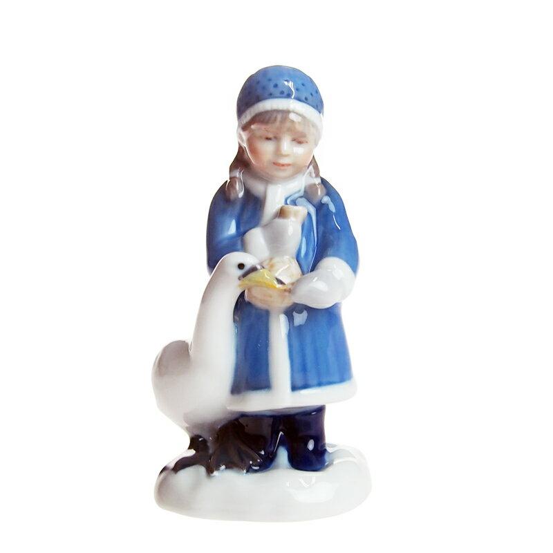 【感謝祭価格】ロイヤルコペンハーゲン イヤーフィギュリン 2017 1-021-110【送料無料祭】