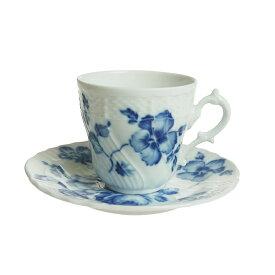 【SUMMER SALE 2019】リチャード・ジノリ ローズブルー コーヒーカップ&ソーサー[L] 03-2770-2830