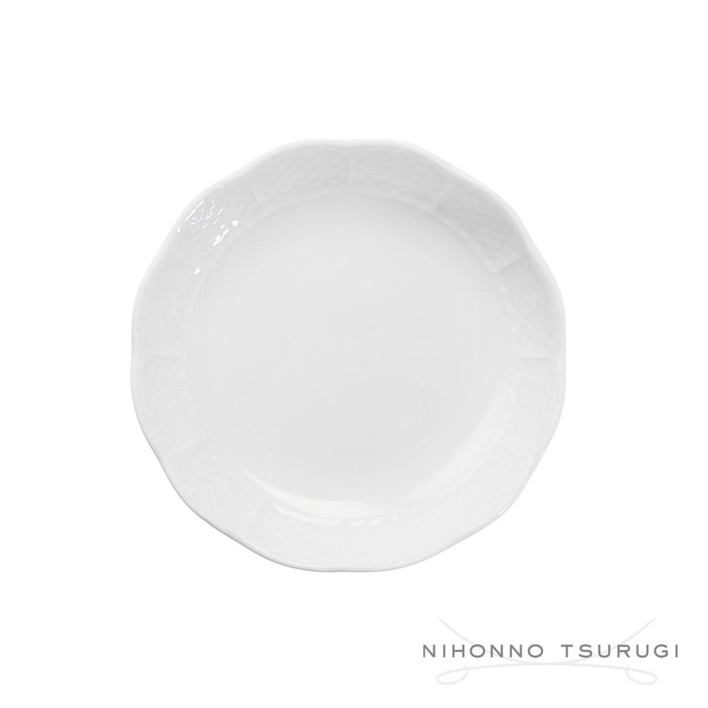 リチャード・ジノリ ベッキオホワイト ディッシュラウンド13cm 5233