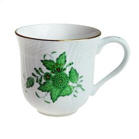 ヘレンド (HEREND) AV アポニーグリーン マグカップ 250ml 1729【あす楽対応】【Winter*Sale】