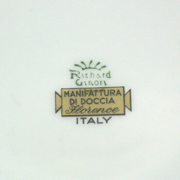 リチャード・ジノリ(RichardGinori)イタリアンフルーツボール15cm03-1625