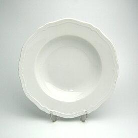 リチャード・ジノリ (Richard Ginori) アンティコホワイト スープ皿24cm 03-0245