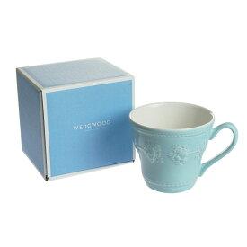 ウェッジウッド (WEDGWOOD) フェスティビティ ブルー マグカップ
