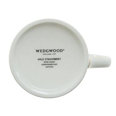 ウェッジウッド(WEDGWOOD)ワイルドストロベリービーカーマグカップデルフィー