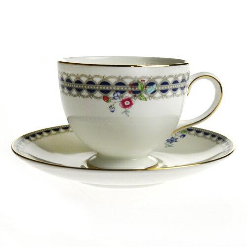 ウェッジウッド (WEDGWOOD) レースピオニー ティーカップ&ソーサー リー