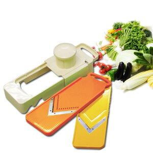 《500円クーポン配布》 マルチカッターサラダセット NEWマルチカッター Vシリーズ 千切りスライサー 薄切りスライサー キッチン調理器具 調理短縮 キャベツ 野菜カッター スライサー 千切り