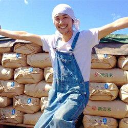 【30年度米】JAS認証新潟産無農薬有機栽培米コシヒカリ玄米2kgオオツカファーム【マクロビオティック/オーガニック】【ギフト・贈り物・内祝いに!のし(熨斗)無料】【送料無料】