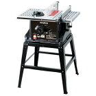 【送料無料】チップソー1枚付!木工用スタンド付テーブルソーTBS-255PAPAOCK(パオック)チップソー外径255mmチップソー高さ・角度調整可能テーブルソ木材切断工具