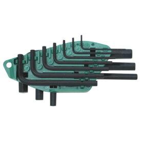 数量限定価格 PAOCK(パオック) 六角棒レンチ・ショート 10pcs インチ HK-10SI