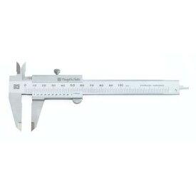 新潟精機 シルバー標準型ノギス 100mm GVC-10