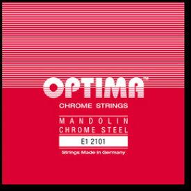 マンドリン弦 OPTIMA オプティマ レッド G4 2104 2本入 ノーマルテンション 4弦